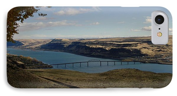 Biggs Junction On The Columbia River IPhone Case
