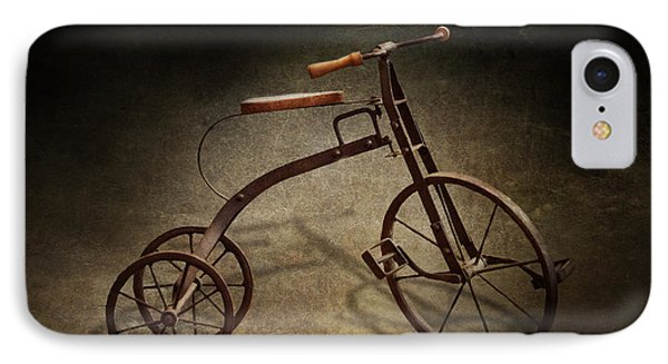 Bike - The Tricycle  Phone Case by Mike Savad