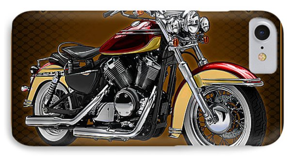 Biker For Life IPhone Case by JQ Licensing