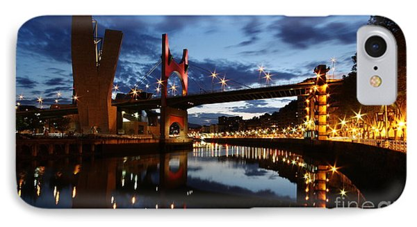 IPhone Case featuring the photograph Bilbao 1 by Mariusz Czajkowski