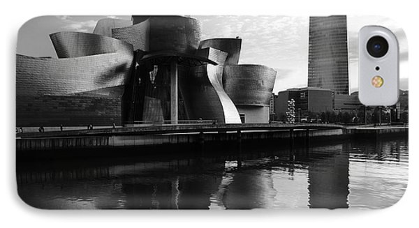 IPhone Case featuring the photograph Bilbao 3 by Mariusz Czajkowski