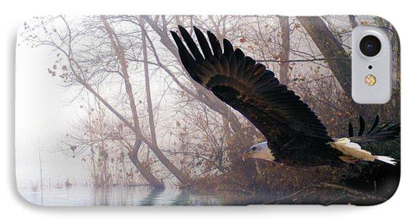 Bilbow's Eagle IPhone Case