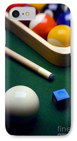 Billiards IPhone Case