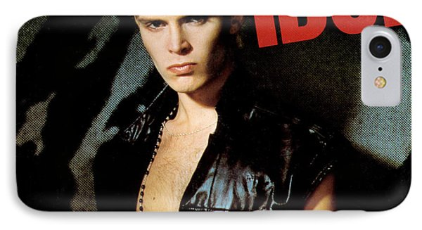 Billy Idol - Billy Idol 1982 IPhone Case by Epic Rights