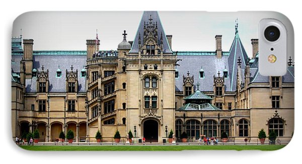 IPhone Case featuring the photograph Biltmore Estate by Patti Whitten