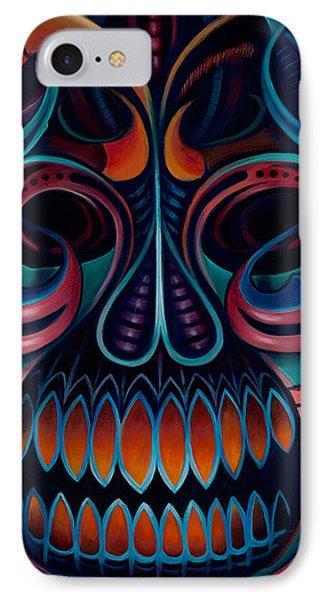 Bio Mech IIi IPhone Case by Steve  Stilo  Gleason