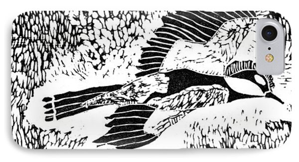 Bird Phone Case by Keiskamma art project