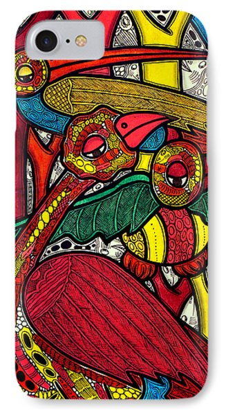 Bird Life IPhone Case