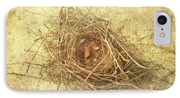 Bird Nest II IPhone Case by Suzanne Powers