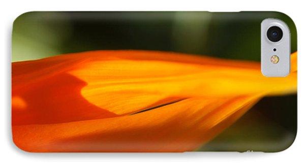 Bird Of Paradise Flower Petals Macro IPhone Case by Anna Lisa Yoder