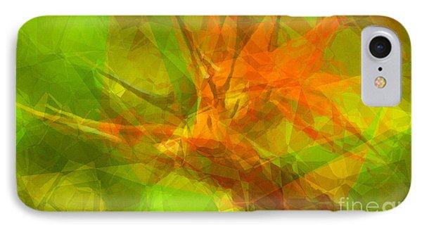 Bird Of Paradise IPhone Case by Susan Schroeder