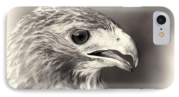 Bird Of Prey IPhone 7 Case by Dan Sproul