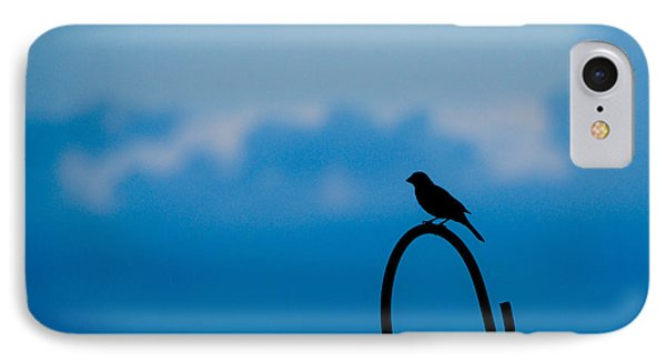 Bird Silhouette  IPhone Case