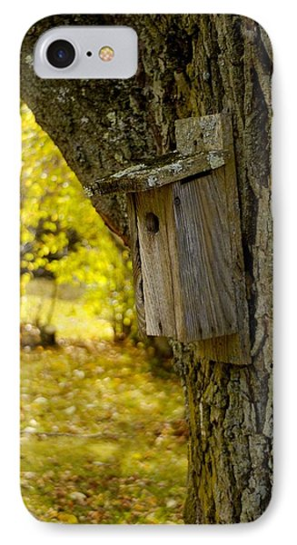 Birdhouse IPhone Case by Alex King