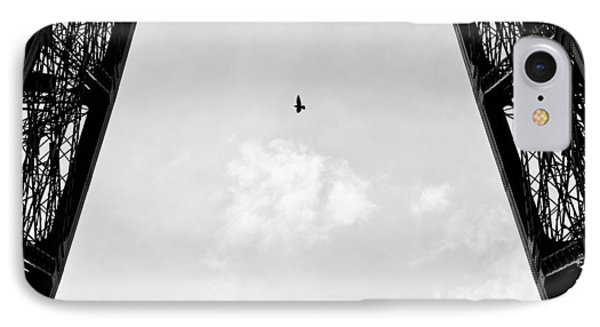 Birds-eye View Phone Case by Dave Bowman