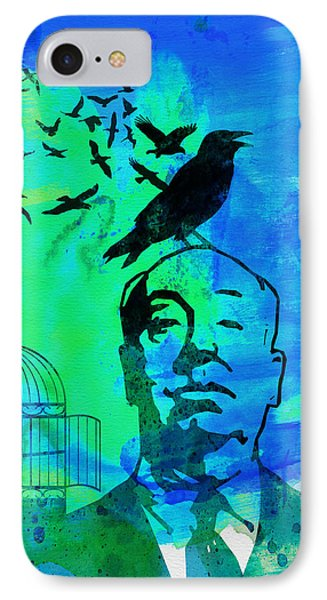 Birds Watercolor IPhone Case