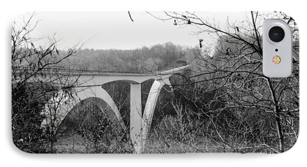 Birdsong Hollow Bridge IPhone Case