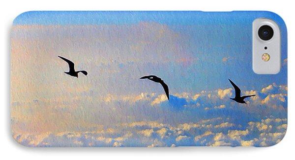 Birdz IPhone Case by Bill Cannon