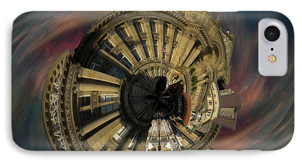 Birmingham Town Hall Uk IPhone Case by Neil Finnemore