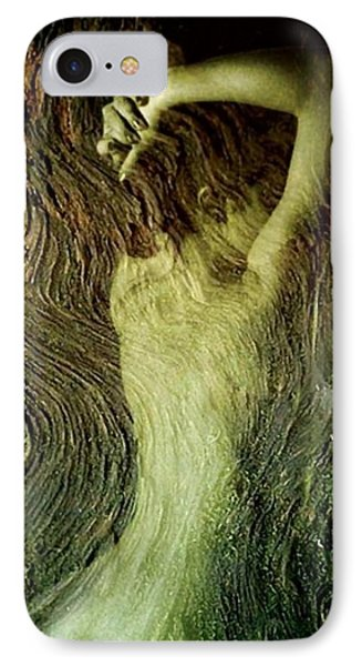 Birth Of A Dryad IPhone Case