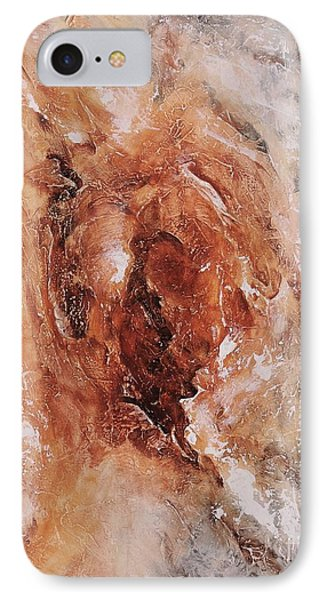 Birth Of The Earth 01 IPhone Case by Emerico Imre Toth