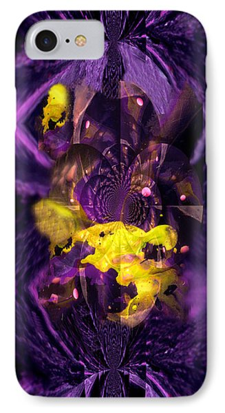 Birth Of Universe IPhone Case