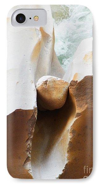 Birthing Yoni IPhone Case by Agnieszka Ledwon