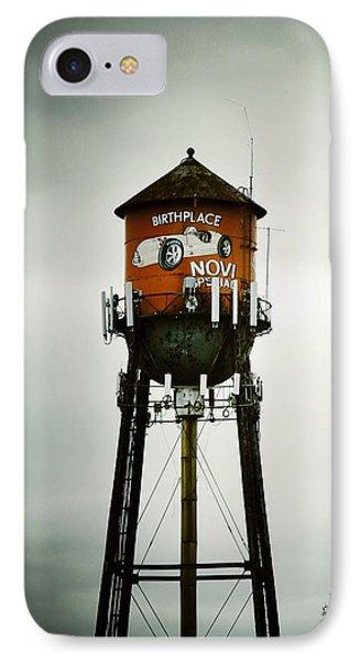 Birthplace Novi Special Phone Case by Natasha Marco