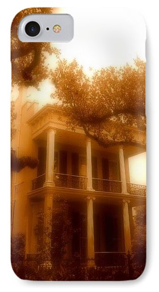 Birthplace Of A Vampire In New Orleans, Louisiana IPhone Case by Michael Hoard
