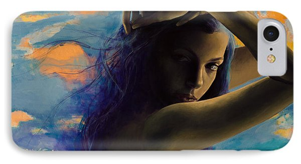Bittersweet Phone Case by Dorina  Costras