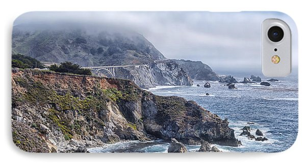 Bixby Bridge - Large Print IPhone Case by Anthony Citro