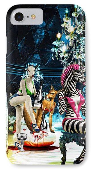 Bizanca IPhone Case