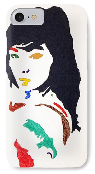 Bjork Phone Case by Stormm Bradshaw