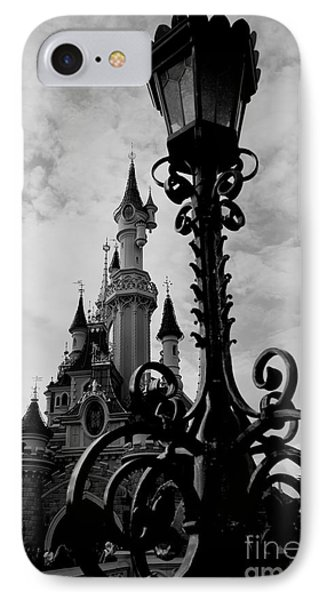Black And White Fairy Tale IPhone Case
