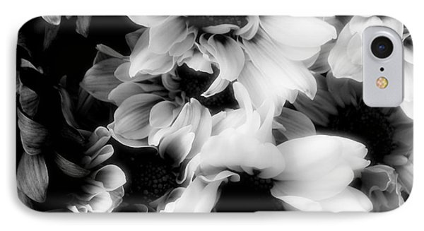 Black And White Phone Case by Kathleen Struckle