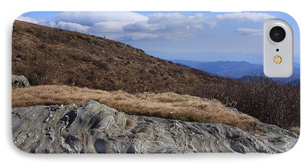 IPhone Case featuring the photograph Black Balsam Knob-north Carolina by Mountains to the Sea Photo