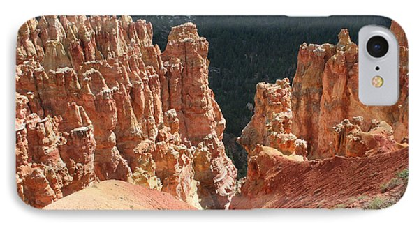 Black Birch Canyon Phone Case by Mary Gaines