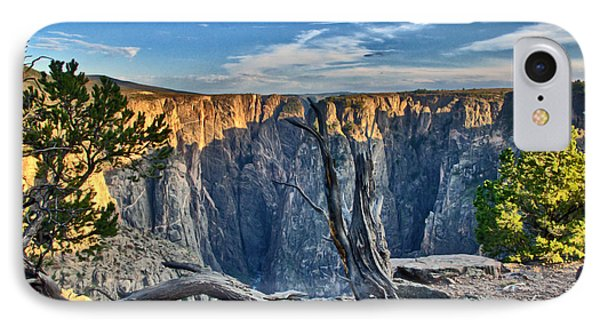 Black Canyon Fading Light Phone Case by Eric Rundle