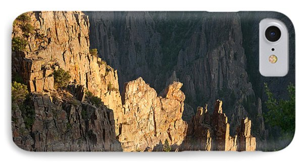 IPhone Case featuring the photograph Black Canyon Sitting Camel  by Eric Rundle