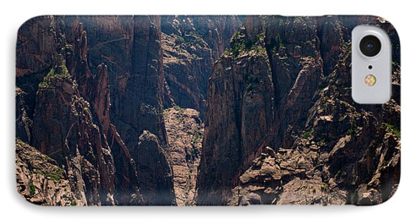 IPhone Case featuring the photograph Black Canyon The Narrows  by Eric Rundle