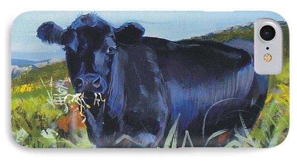 Cows Dartmoor IPhone Case