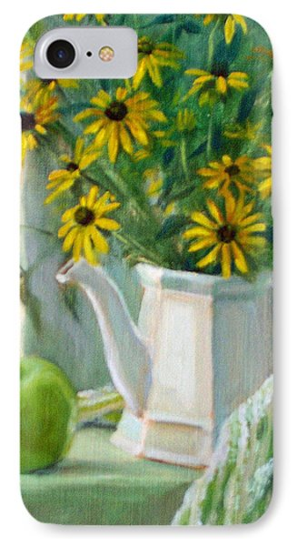 Black-eyed Susans IPhone Case by Bonnie Mason