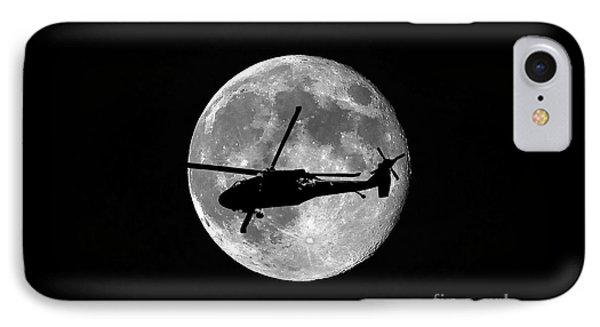 Black Hawk Moon IPhone 7 Case