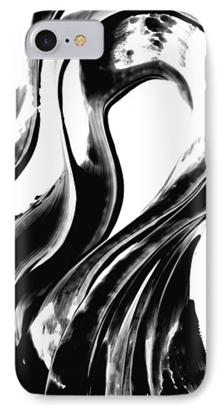 Black Magic 306 By Sharon Cummings IPhone Case by Sharon Cummings