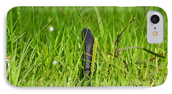 Black Racer Back IPhone Case by Al Powell Photography USA