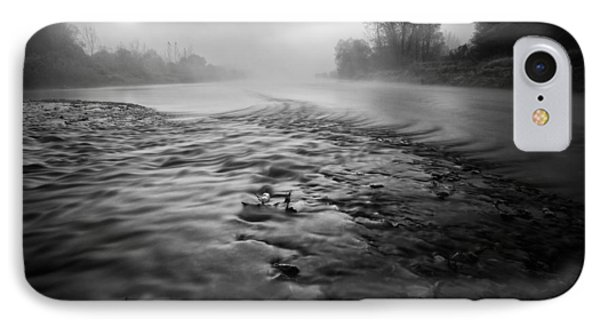 Black River Phone Case by Davorin Mance