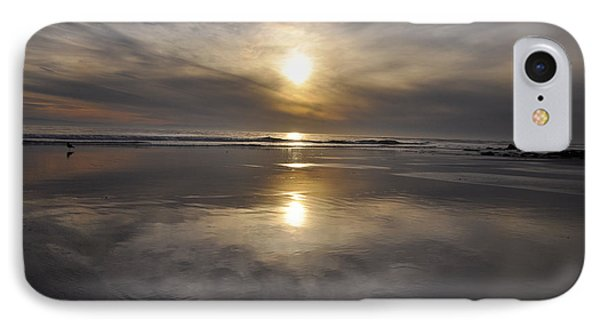 IPhone Case featuring the photograph Black Sunset by Gandz Photography