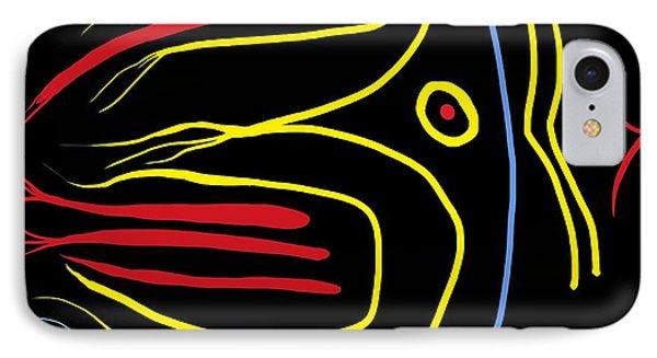 Blackbird Phone Case by Alec Drake