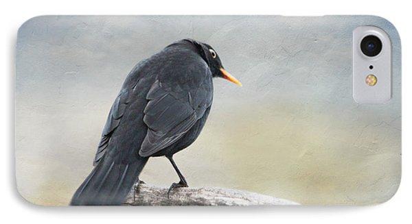 Blackbird IPhone Case