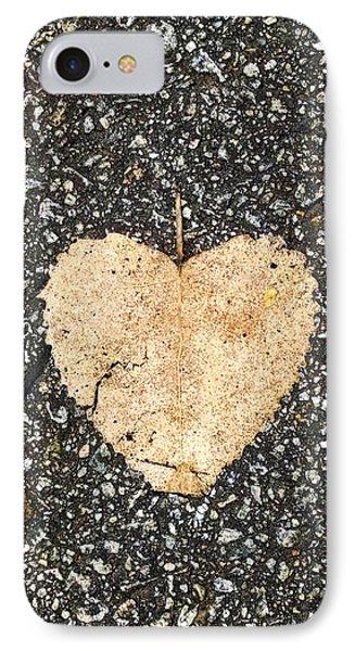 Blacktop Love IPhone Case by Bruce Carpenter